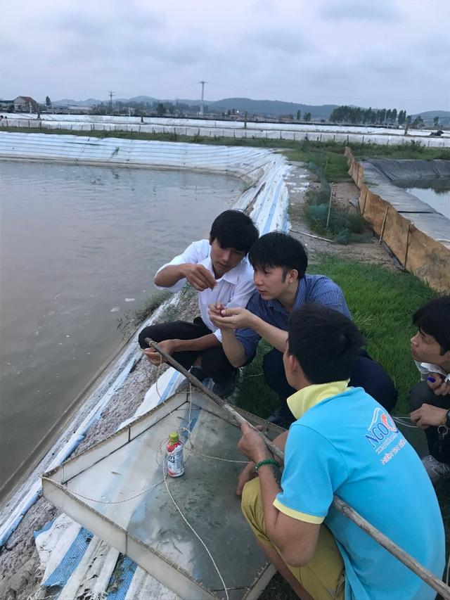 Đào tạo kỹ sư ngành Bệnh học thủy sản - 4