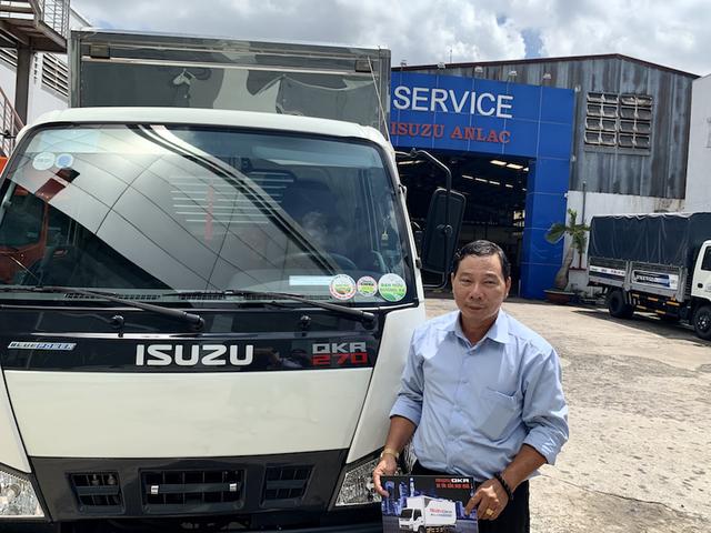 Xe tải Isuzu QKR Blue Power - khẳng định xuất xứ và chất lượng Nhật Bản - 4