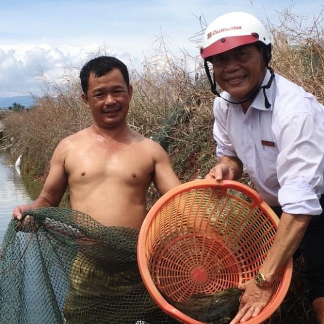 Kiếm tiền tỷ nhờ cho nuôi cá mú chung nhà với ốc hương - 4