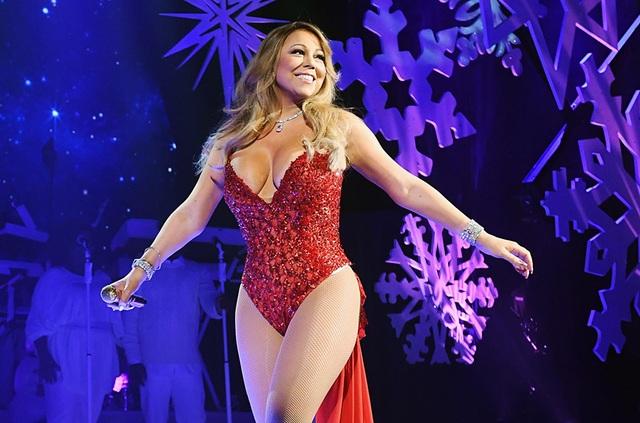 Mariah Carey lộ ảnh khoả thân, dính tin đồn ăn chơi thác loạn - 4