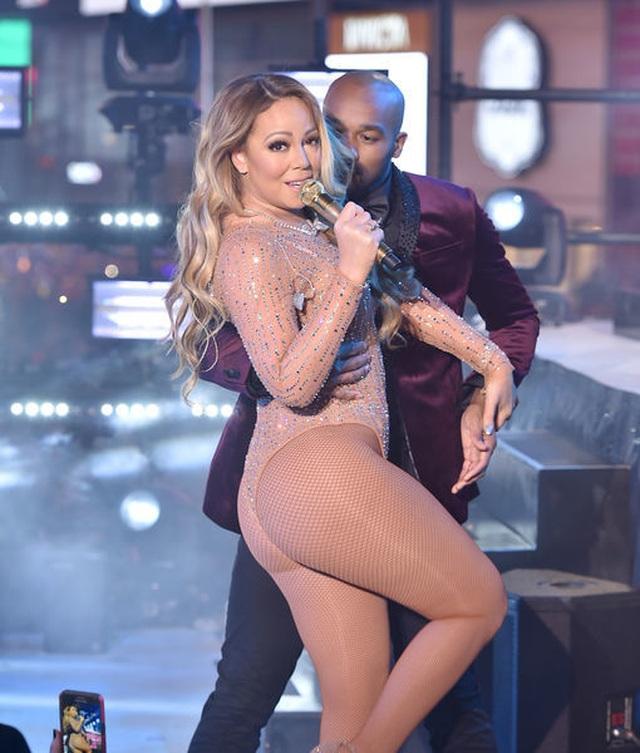 Mariah Carey lộ ảnh khoả thân, dính tin đồn ăn chơi thác loạn - 3
