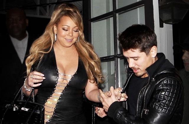 Mariah Carey lộ ảnh khoả thân, dính tin đồn ăn chơi thác loạn - 8