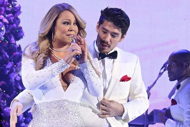 Mariah Carey lộ ảnh khoả thân, dính tin đồn ăn chơi thác loạn - 10