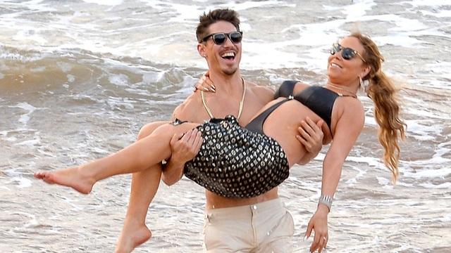 Mariah Carey lộ ảnh khoả thân, dính tin đồn ăn chơi thác loạn - 9