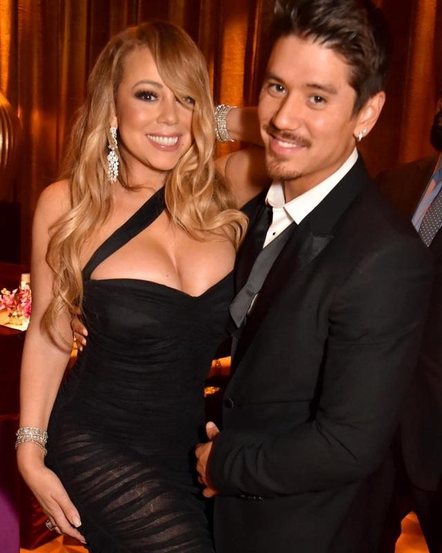 Mariah Carey lộ ảnh khoả thân, dính tin đồn ăn chơi thác loạn - 7