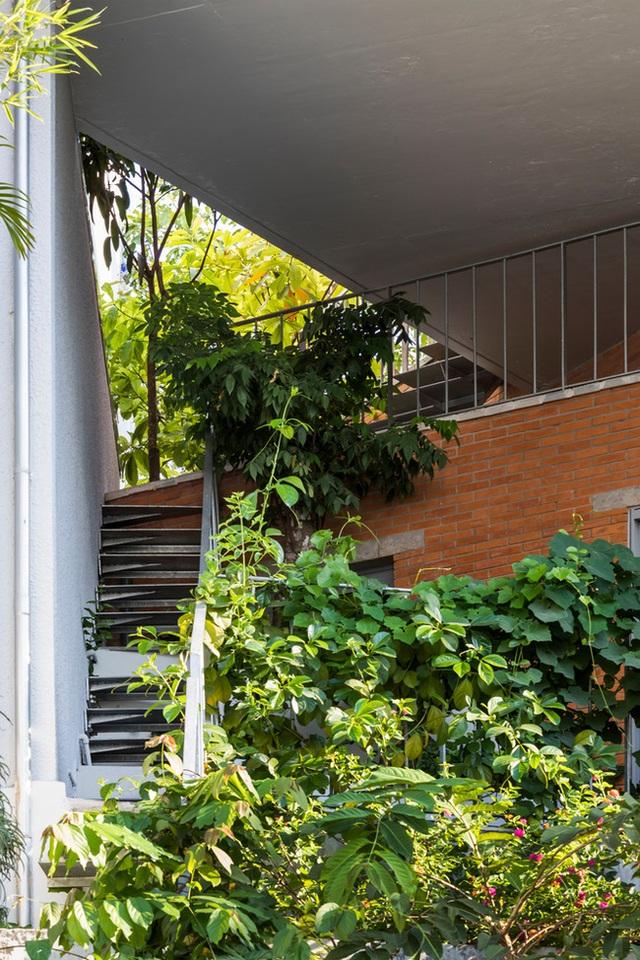 Ngôi nhà xiêu vẹo kỳ lạ tại Việt Nam nổi tiếng khắp báo nước ngoài - 7