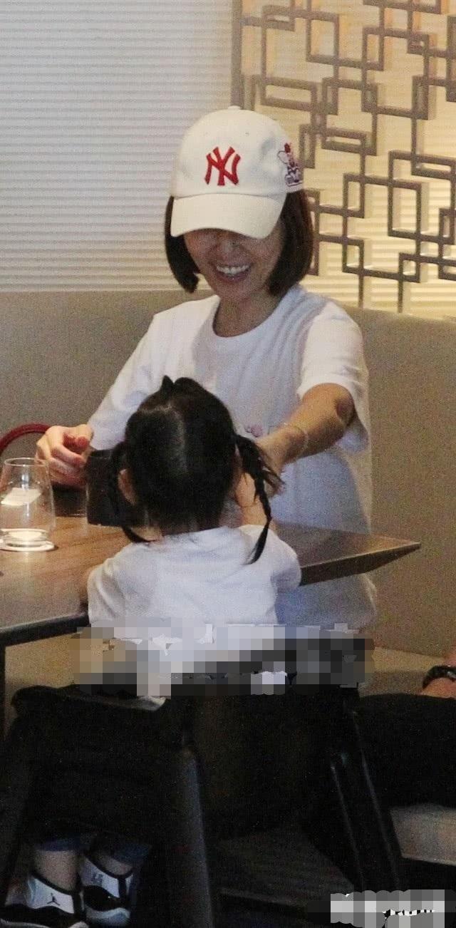 Lâm Tâm Như - Hoắc Kiến Hoa hạnh phúc bên con gái nhỏ - 4