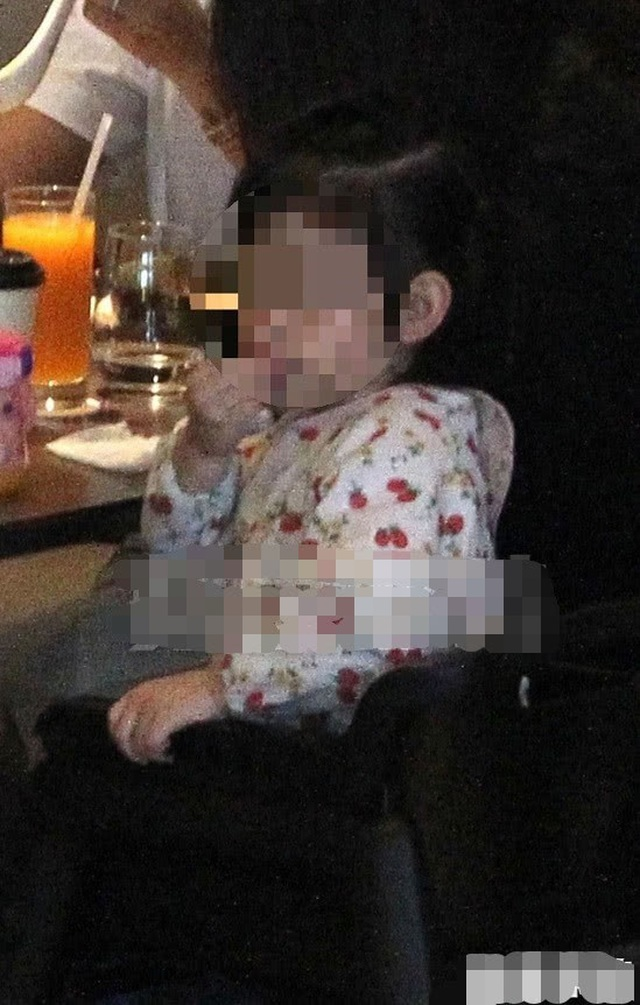 Lâm Tâm Như - Hoắc Kiến Hoa hạnh phúc bên con gái nhỏ - 3