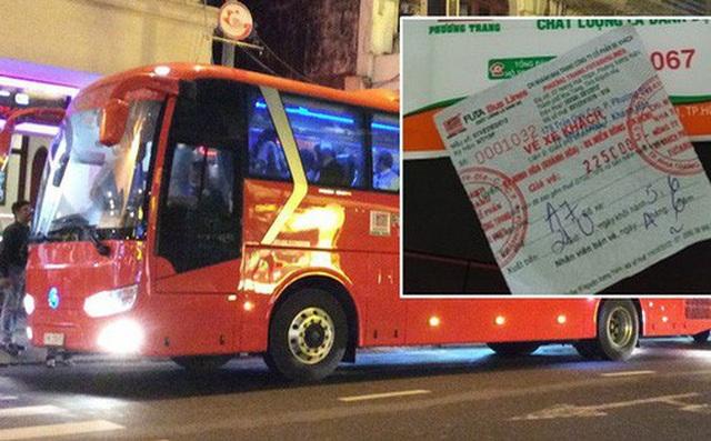 Nữ hành khách bị sàm sỡ trên xe khách Phương Trang, làm tới cùng sẽ có kết quả gì?