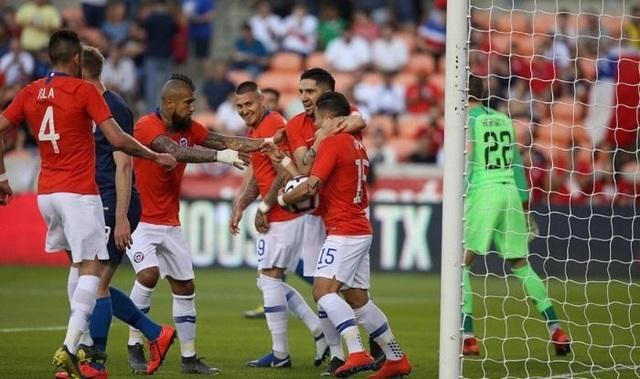 Nối bước Qatar, Nhật Bản sẽ giành điểm ở Copa America? - 2