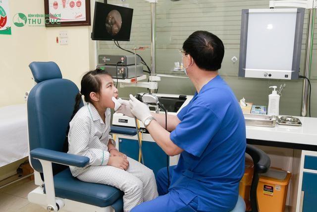 """Bệnh tai mũi họng """"vào mùa"""" và cơ hội khám miễn phí - 2"""