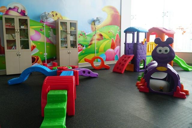 Khánh thành phòng chơi trẻ em tại Trung tâm Tim mạch - Bệnh viện Nhi Trung ương - 2