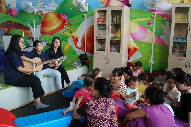 Khánh thành phòng chơi trẻ em tại Trung tâm Tim mạch - Bệnh viện Nhi Trung ương - 3