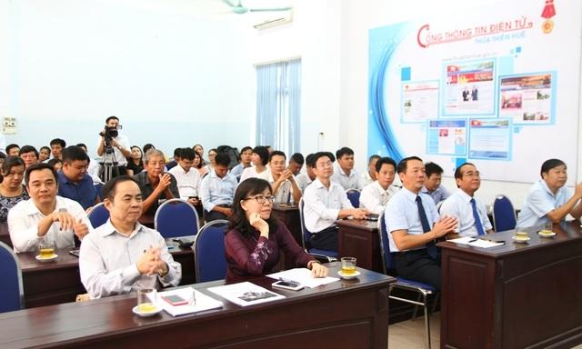 Loạt phóng sự điều tra Báo Dân trí đoạt giải Báo chí tỉnh Thừa Thiên Huế! - 1