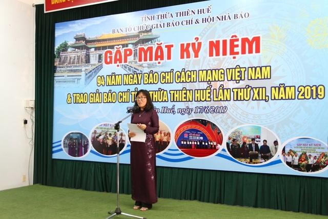 Loạt phóng sự điều tra Báo Dân trí đoạt giải Báo chí tỉnh Thừa Thiên Huế! - 2