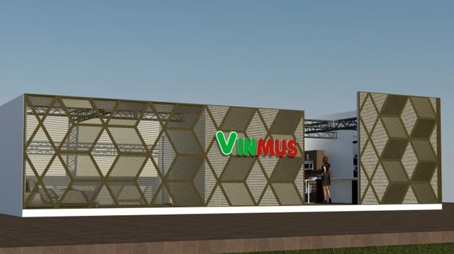 Thiết kế phòng ngủ Italia, điểm nhấn của Vinmus tại Vietbuild 2019 - 1