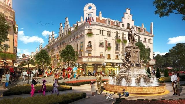 Shophouse Europe: Viên ngọc của hệ sinh thái du lịch Hạ Long - 3