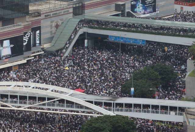 Tương lai của Hong Kong nếu dự luật dẫn độ được thông qua - 1