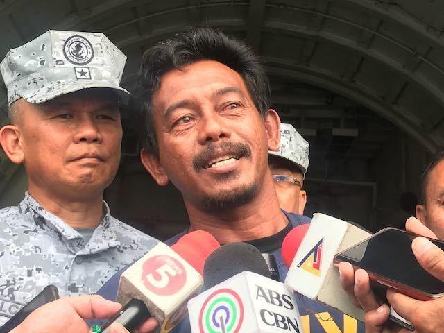 Ngư dân Philippines thất vọng khi tổng thống không đòi Trung Quốc chịu trách nhiệm - 1