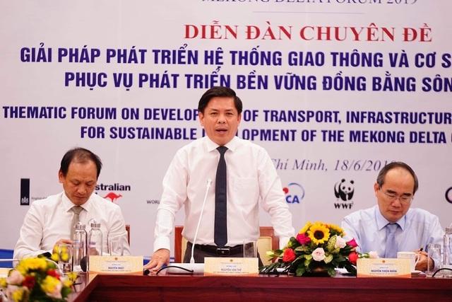 Bộ trưởng GTVT: Đầu tư hạ tầng là điểm nghẽn của 2 vùng kinh tế trọng điểm - 5