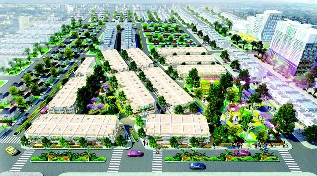 Chuyển động mới của bất động sản Long Thành - 1