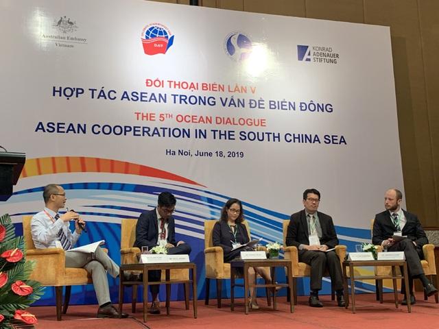 Thúc đẩy hợp tác ASEAN trong vấn đề Biển Đông - 1