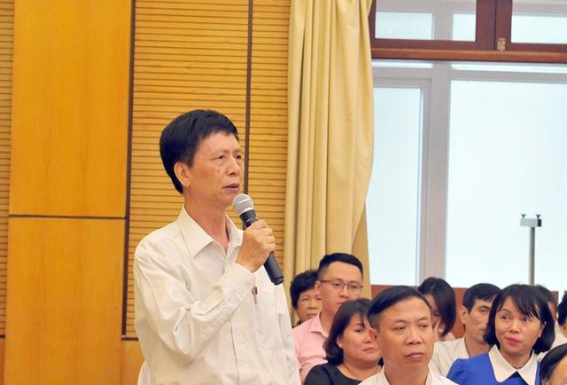 """Chủ tịch Hà Nội: """"Chủ đầu tư toà nhà 8B Lê Trực rất cùn!"""" - 1"""