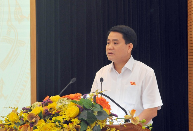 """Chủ tịch Hà Nội: """"Chủ đầu tư toà nhà 8B Lê Trực rất cùn!"""" - 2"""