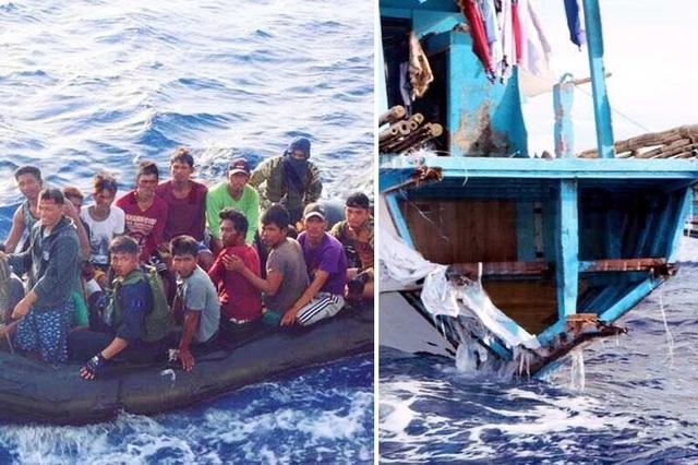 Ngư dân Philippines thất vọng khi tổng thống không đòi Trung Quốc chịu trách nhiệm - 2