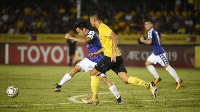 Hà Nội FC chiếm lợi thế trước trận lượt về bán kết AFC Cup - 1