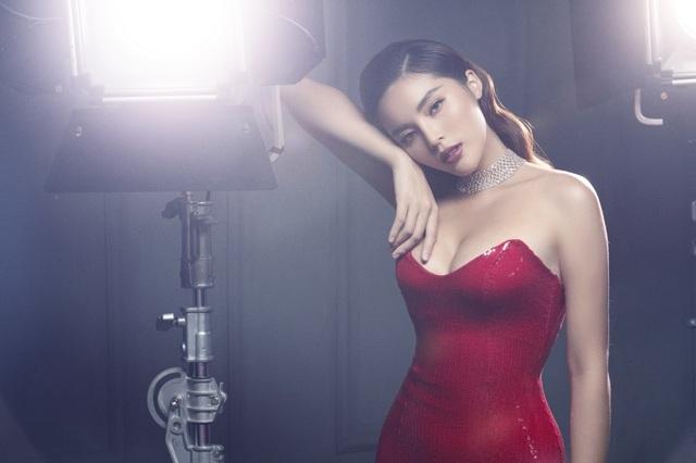 Bị dìm hàng, Hoa hậu Kỳ Duyên đập tan tin đồn phát tướng mất kiểm soát - 10