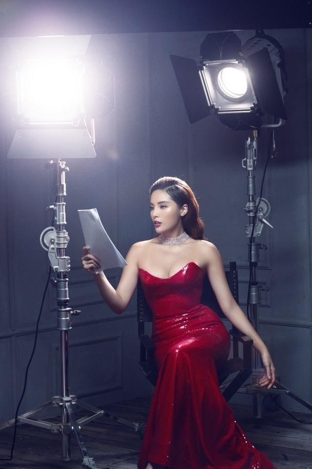 Bị dìm hàng, Hoa hậu Kỳ Duyên đập tan tin đồn phát tướng mất kiểm soát - 14