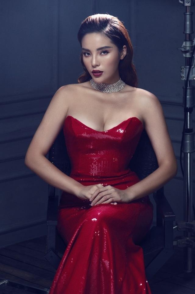 Bị dìm hàng, Hoa hậu Kỳ Duyên đập tan tin đồn phát tướng mất kiểm soát - 3