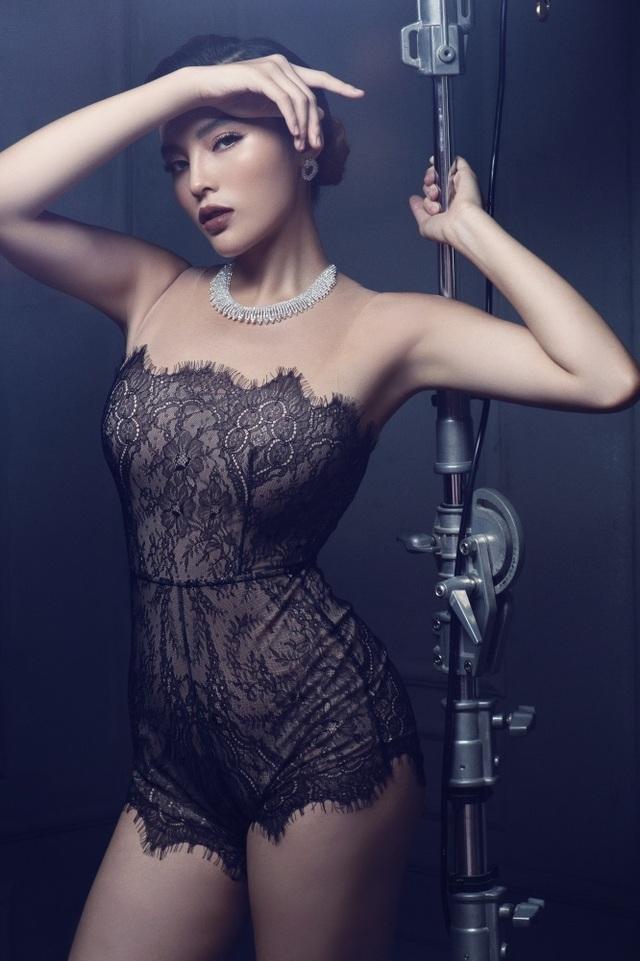 Bị dìm hàng, Hoa hậu Kỳ Duyên đập tan tin đồn phát tướng mất kiểm soát - 15