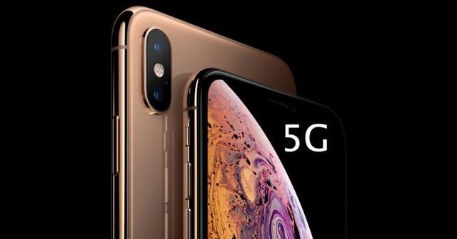 Rộ tin iPhone sẽ có 5G vào năm 2020 - 1