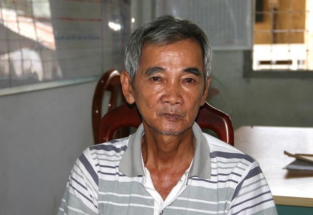 Bắt ông lão 69 tuổi nhiều lần hiếp dâm bé gái 8 tuổi - 1