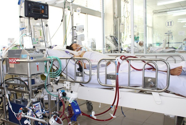 Bệnh sốt xuất huyết tăng cao tại các tỉnh phía Nam - 1