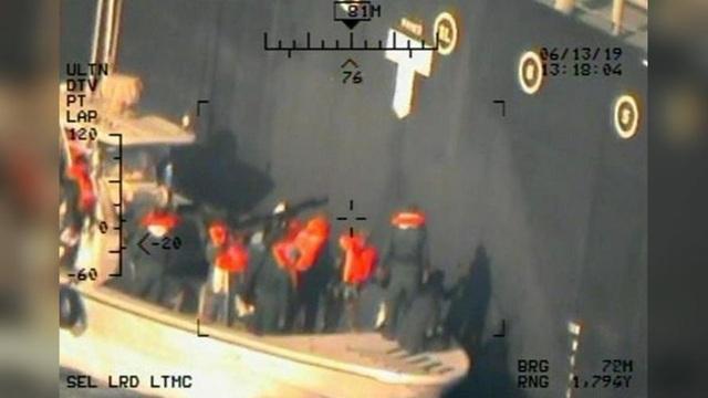 """Mỹ công bố bằng chứng mới """"tố"""" Iran tấn công tàu dầu tại vịnh Oman - 4"""
