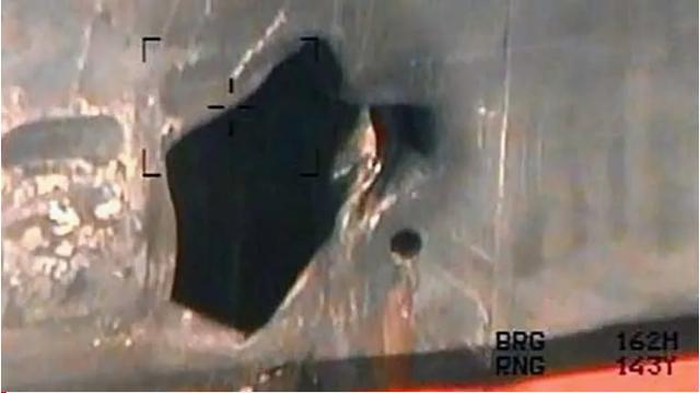 """Mỹ công bố bằng chứng mới """"tố"""" Iran tấn công tàu dầu tại vịnh Oman - 8"""
