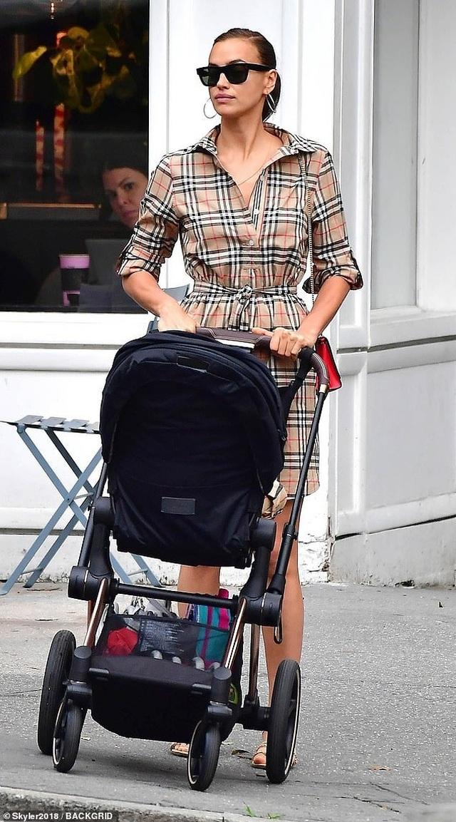 Hậu chia tay Bradley Cooper, Irina Shayk sống vui vẻ và hạnh phúc - 3