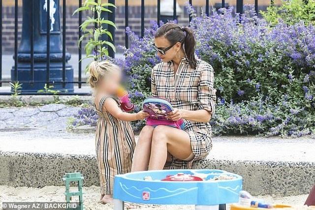 Hậu chia tay Bradley Cooper, Irina Shayk sống vui vẻ và hạnh phúc - 5