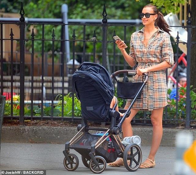 Hậu chia tay Bradley Cooper, Irina Shayk sống vui vẻ và hạnh phúc - 7