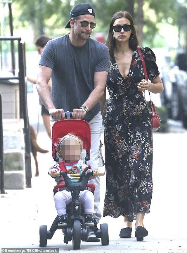 Hậu chia tay Bradley Cooper, Irina Shayk sống vui vẻ và hạnh phúc - 1