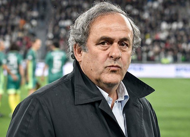 Cựu Chủ tịch UEFA Platini bị bắt giữ - 1
