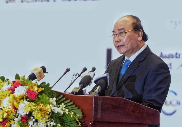 Thủ tướng Nguyễn Xuân Phúc: Tận dụng cách mạng 4.0 để ứng phó biến đổi khí hậu - 2