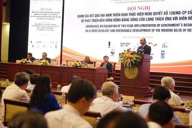 Thủ tướng Nguyễn Xuân Phúc: Tận dụng cách mạng 4.0 để ứng phó biến đổi khí hậu - 1