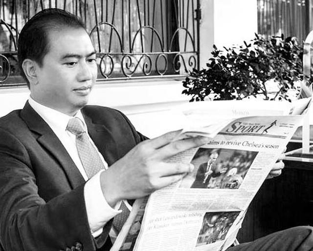Mối lương duyên giữa nhà báo và luật sư - 1