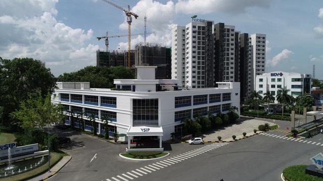 Sức hút dự án đất nền thị xã Thuận An - 1