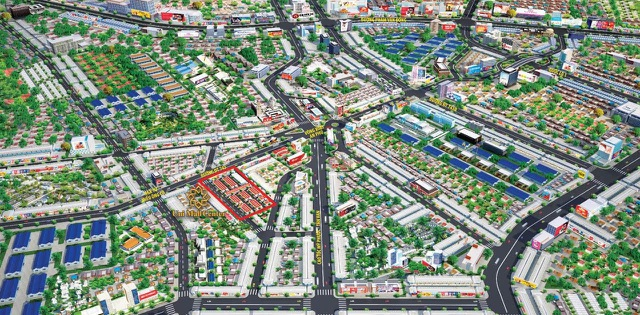 Sức hút dự án đất nền thị xã Thuận An - 3