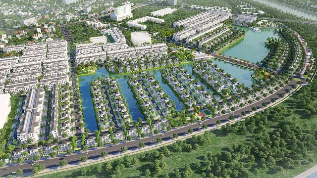 Vinhomes Marina Cầu Rào 2 - Khu Biệt thự mặt hồ hạng sang, chất sống Resort cho người Hải Phòng - 1